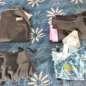 NEW - LOT of 4 Women workout clothes MED $100